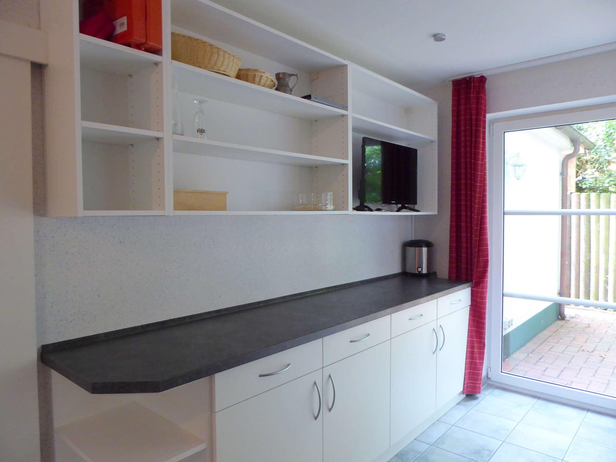Übergang Lounge-Ecke zur Küche