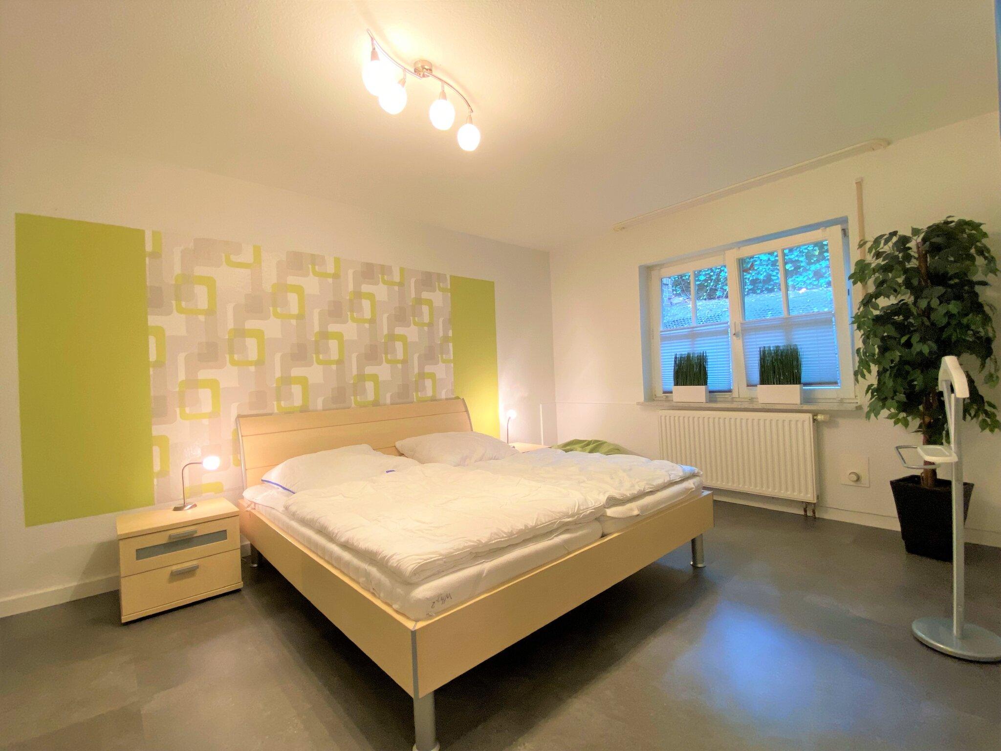 Elternschlafzimmer für angenehme Träume