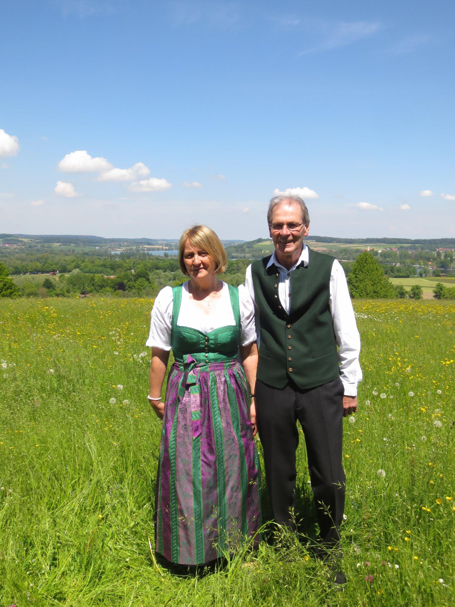 Herr & Frau Mühlbacher