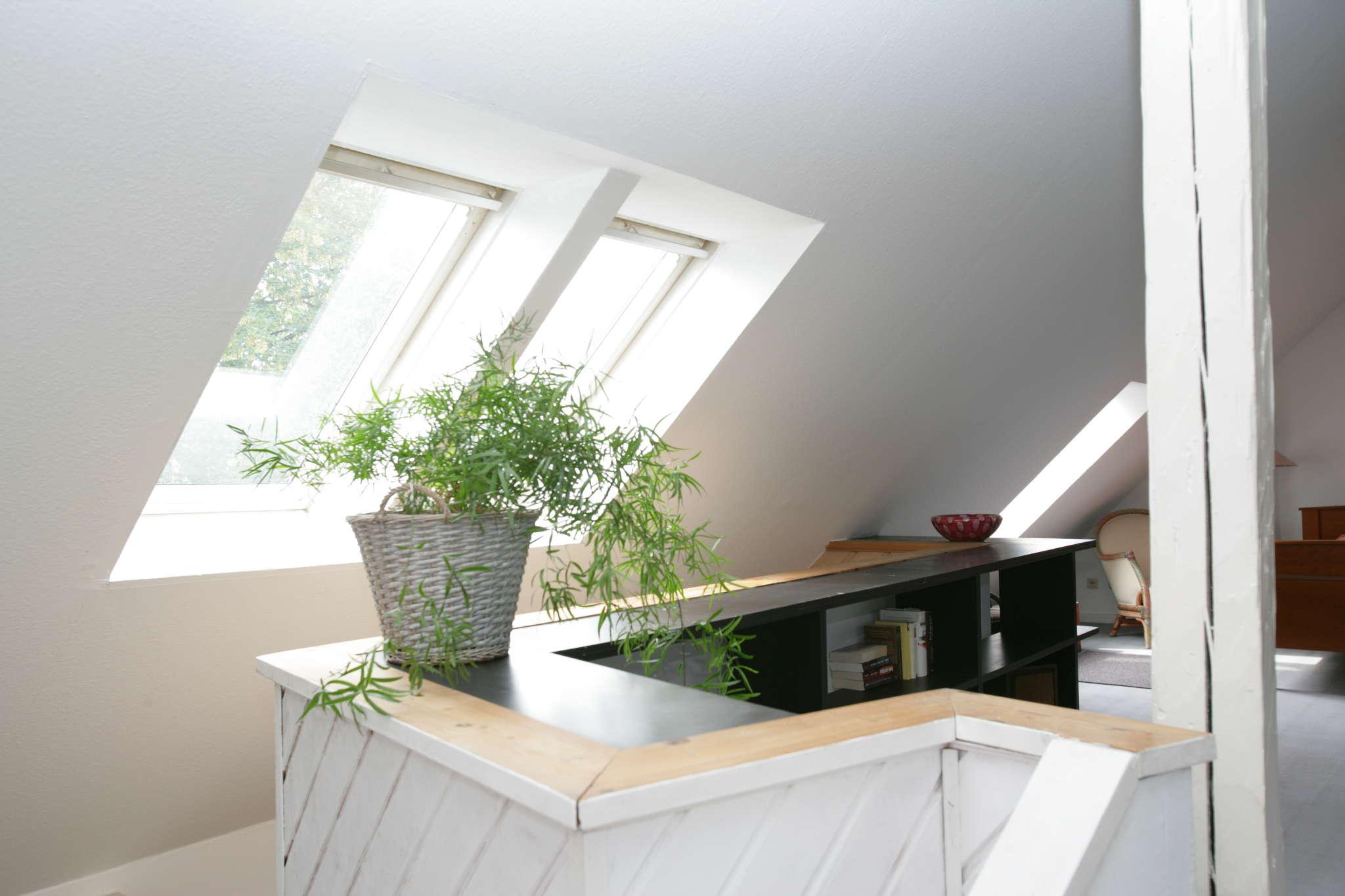 Dachterrasse mit Panoramausblick