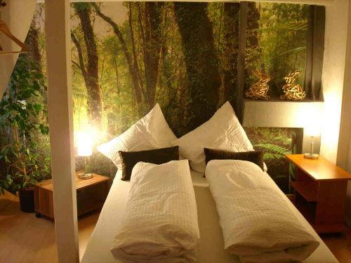 2. Schlafzimmer (Waldzimmer)