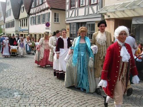 18.Jahrhundert Fest 2009