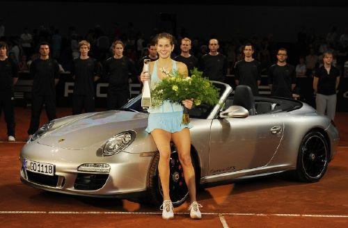 Jährliches Porsche Tennisturnier