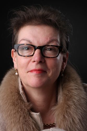 Karin Wouters- Kleinepier, ihre Gästfrau