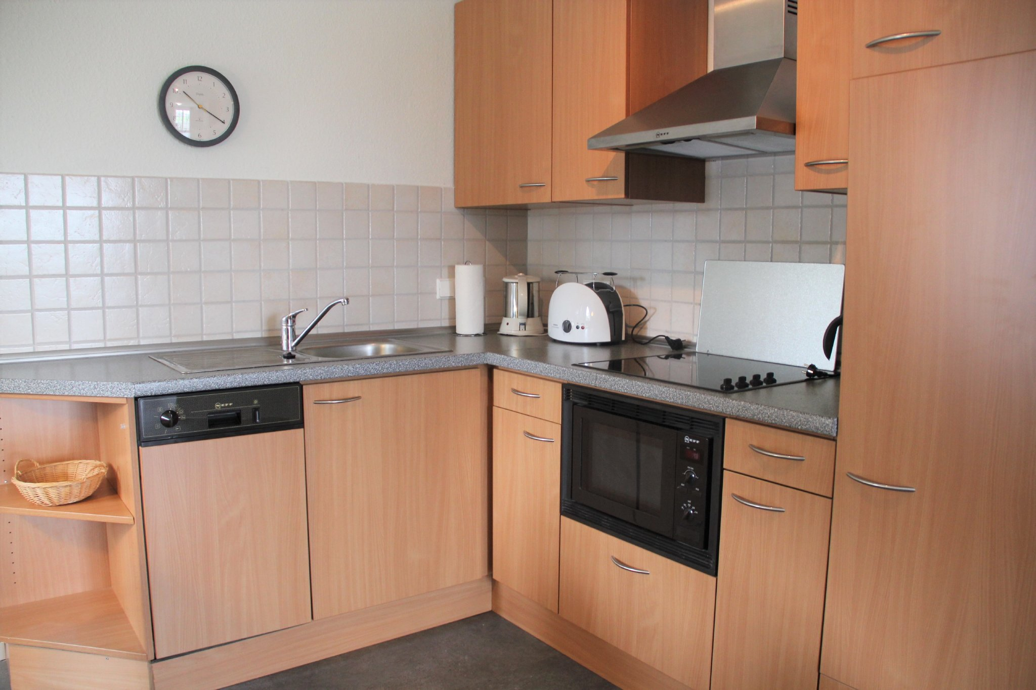 Detail Wohn-Küche