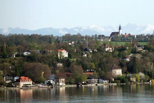 Ostufer Starnberger See