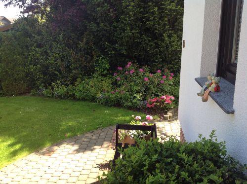 Teil des Gartens (vorn)