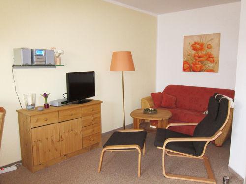 Wohnzimmer - gemütliche Sitzecke