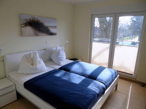 Sonnige Träume im Schlafzimmer...