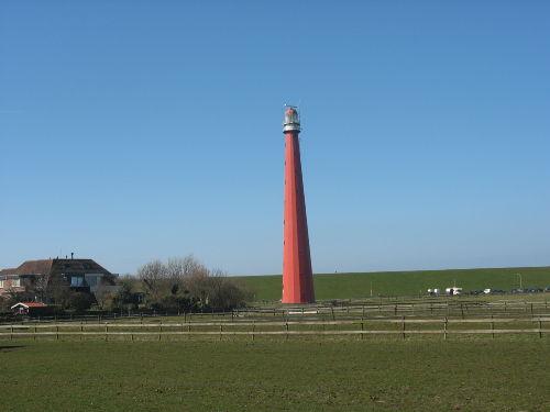 Leuchtturm De Lange Jaap
