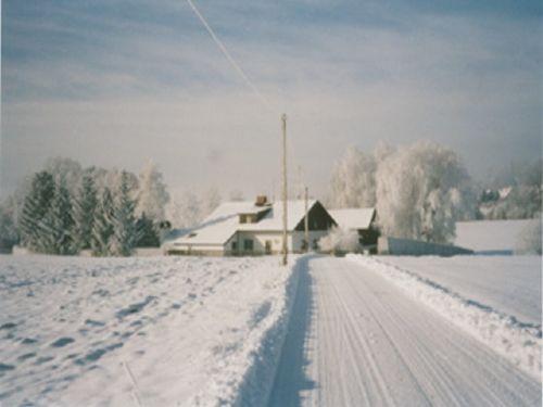 Umgebung von Ferienwohnung Thoma