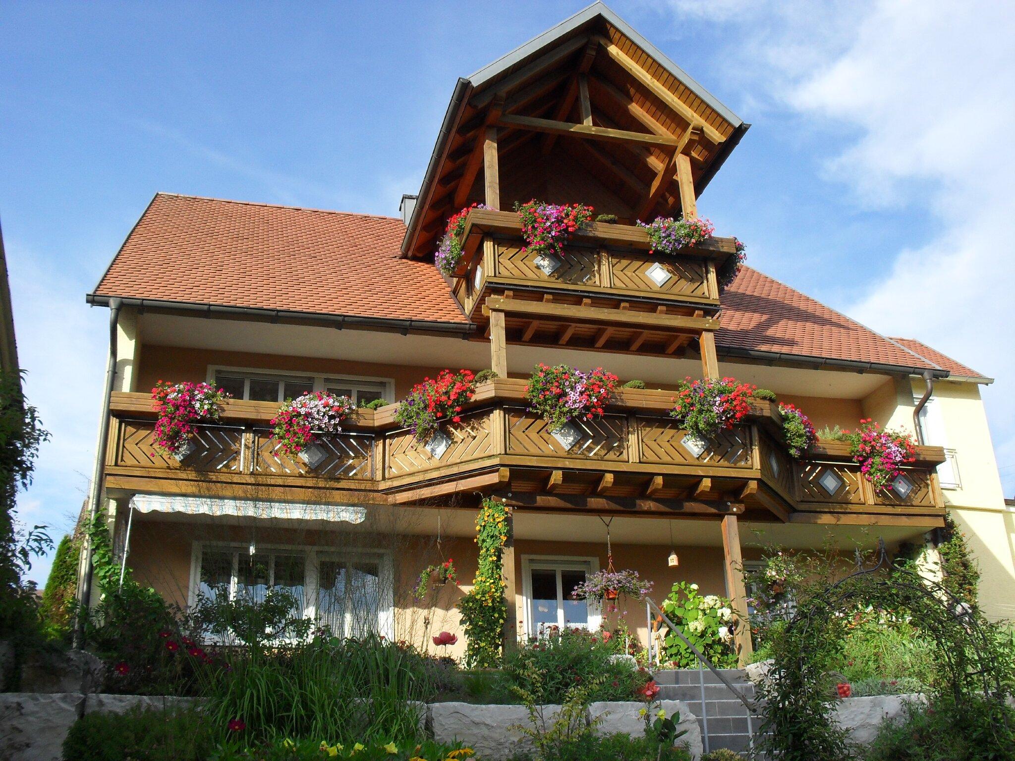 Ferienwohnung Roth in Pl��berg-Wildenau