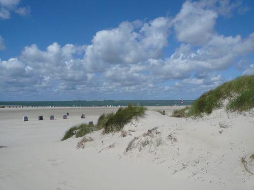 Strand bei Norddorf