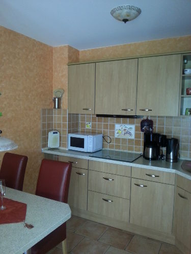 Einbauküche 2 Raum-Fewo A2
