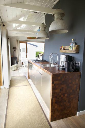 Küche/durchgang nach Wohnzimmer