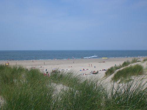 Nordseestrand bei Scharendijke