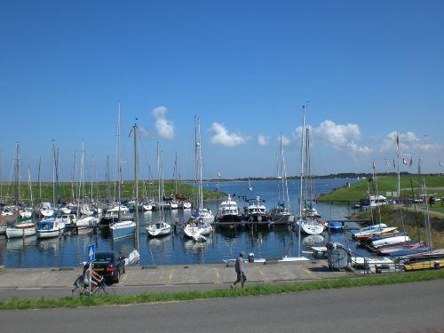 Hafen von Scharendijke