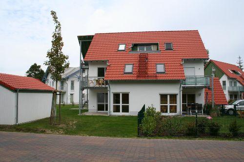 1.Obergeschoss links - Ostseemuschel