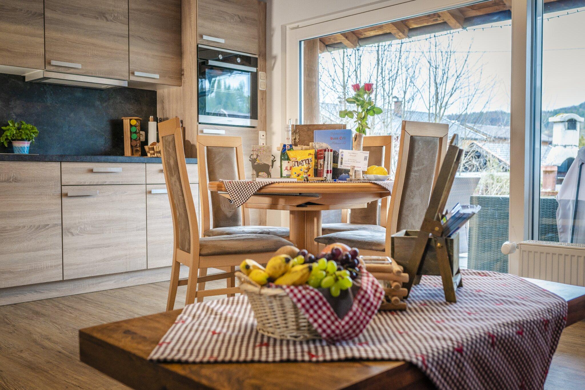 Schlafzimmer Erli 2 mit Terrassentür
