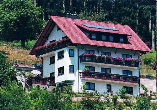 Haus Panoramablick - Außenansicht