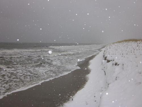 Auch im Winter ist es hier wunderschön