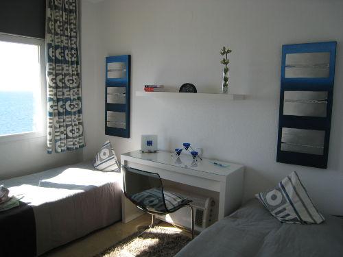 Abendlicher Blick auf die Promenade