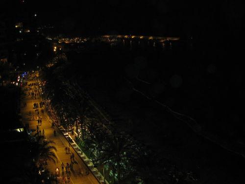 Unser Leuchtturm vor Puerto Banus