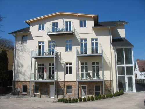 Villa Hähle (Hofansicht)