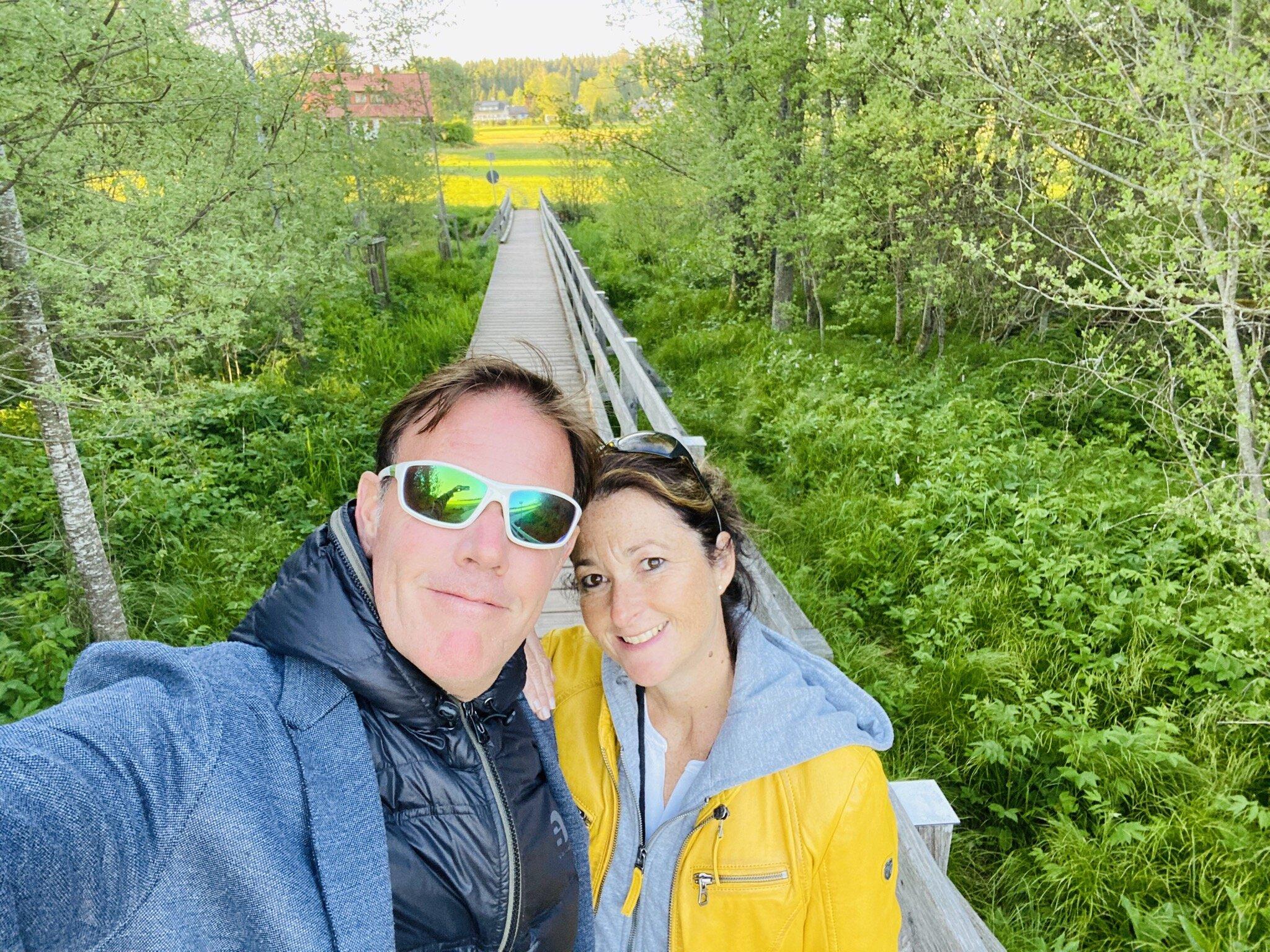 Robert und Tanja Zirlewagen