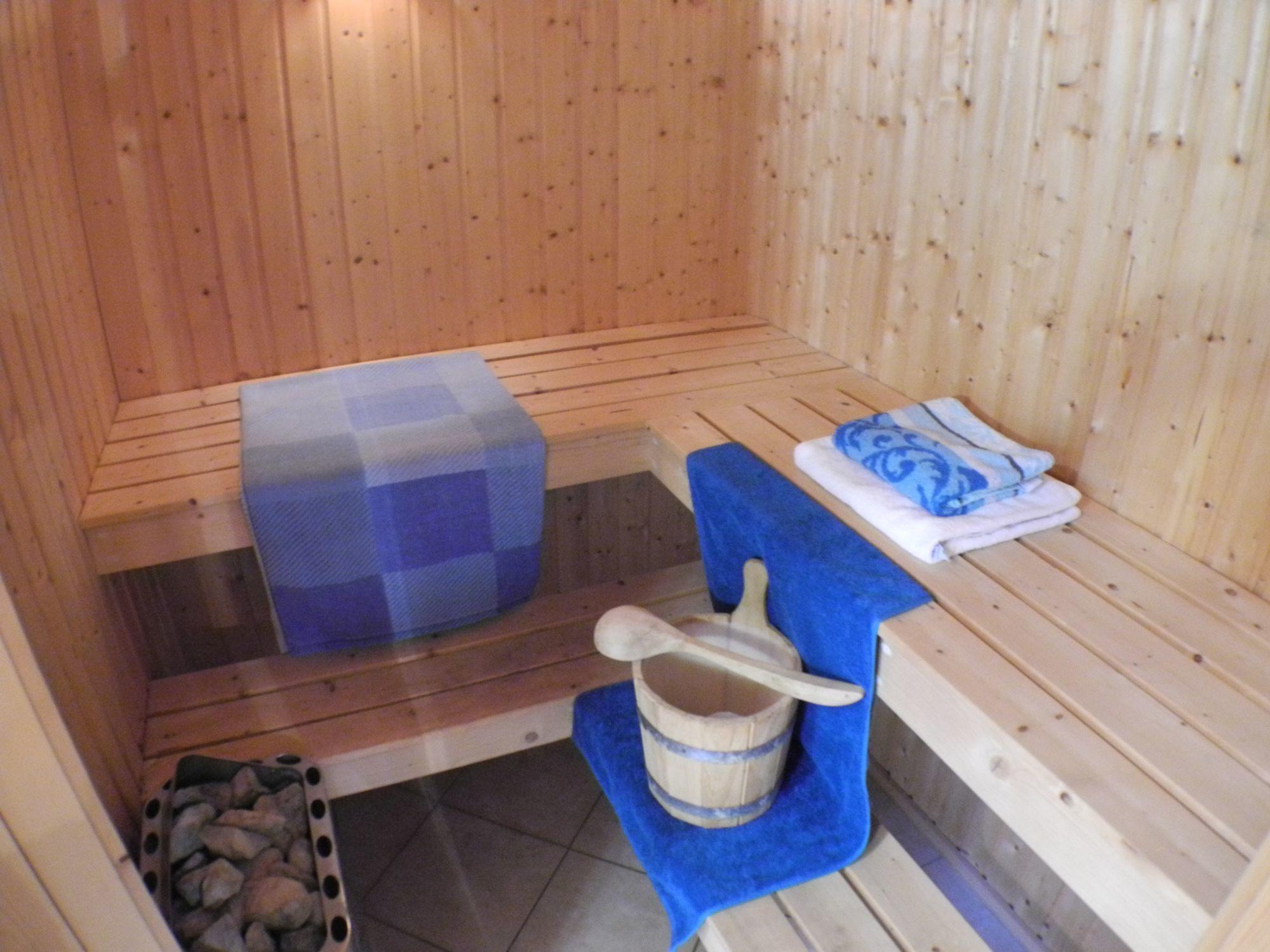 ...Sauna