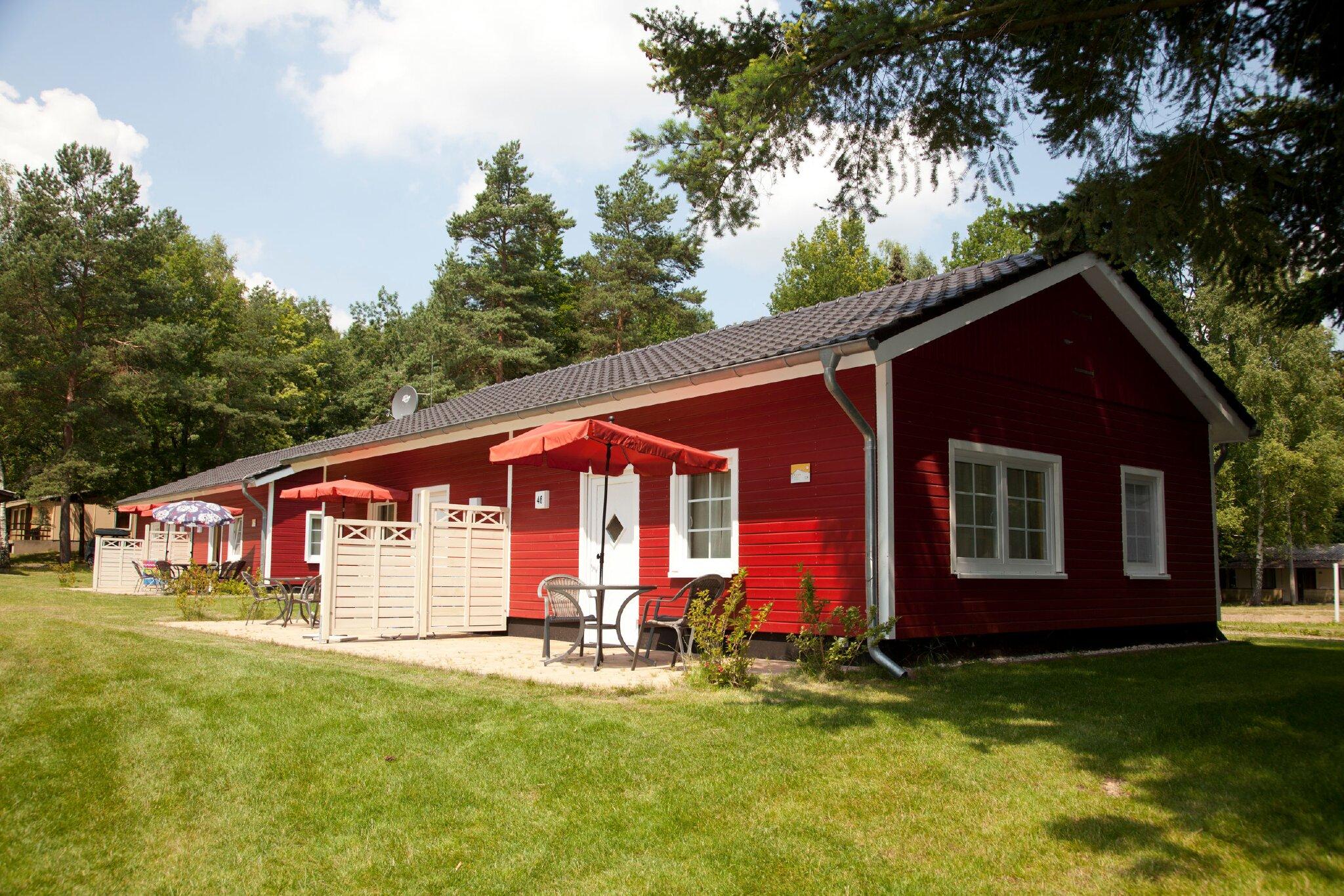 Detailbild von Bad Sonnenland - Ferienwohnung Schwedenhaus