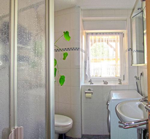 2 Bäder mit Duche und WC