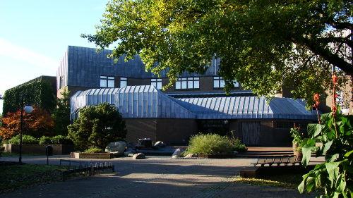 Das B�rgerhaus von Harrislee