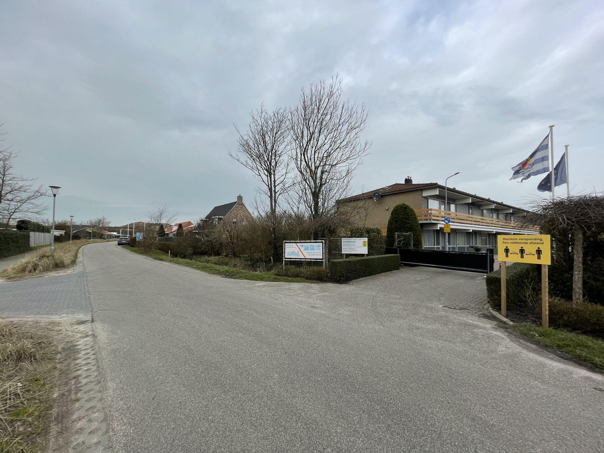 Spielplatz im Vikingpark