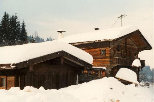 Kupferhäusl im Winter