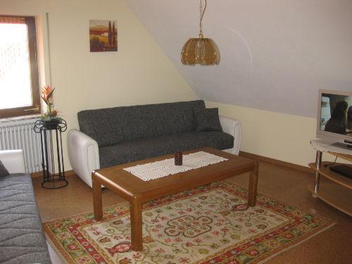 Das Wohnzimmer von FeWo 2