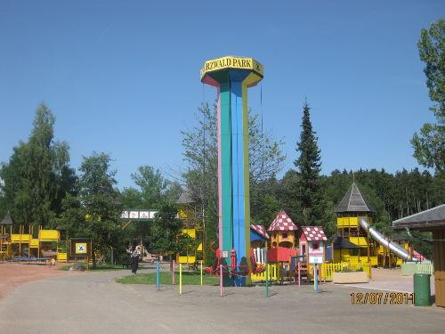 der Schwarzwald-Park liegt nur 4 km entf