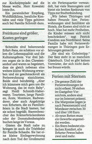 Text zum Presseartikel vom 02.02.2013