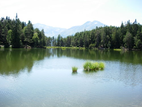 Der wärmste Natursee Tirols