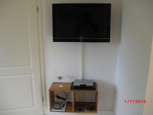 Digitale TV Ecke mit Sat und DVD