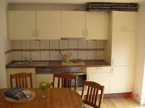 Kmpl.eingerichtete Küche