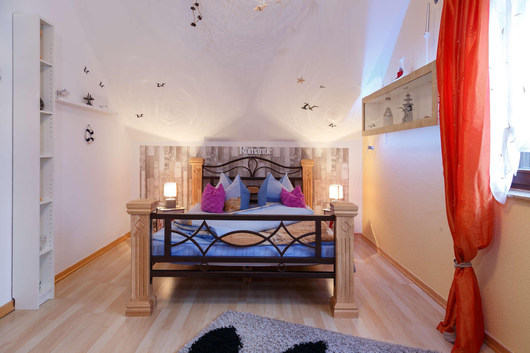 2. Schlafzimmer Ostsee