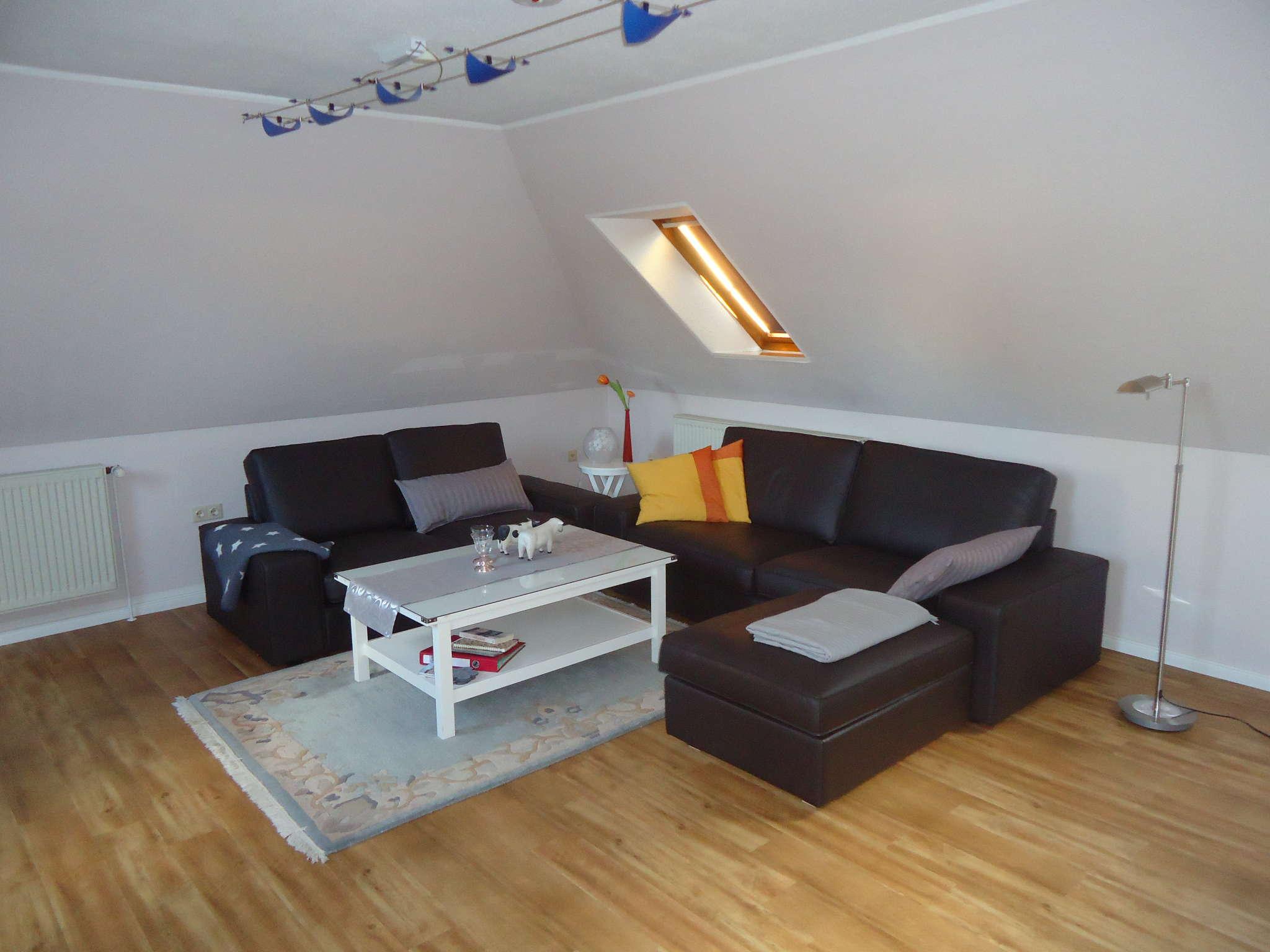Wohnzimmer mit Elementgruppe