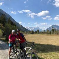 Vermieter: Ihre Vermieter auf Tour im Karwendel