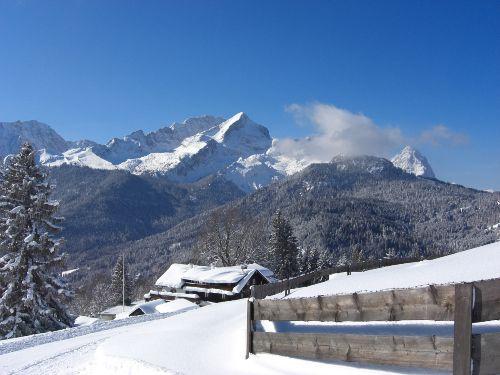 Skitour zum Eckbauer