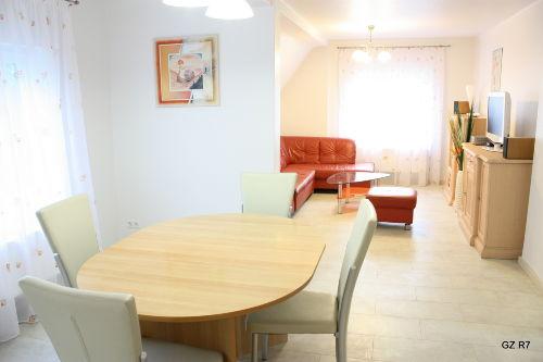 Wohnzimmer mit E�ecke