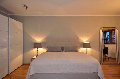 komfortables Doppelbett