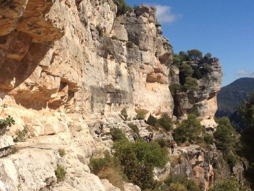 Hinterland zum Klettern und Wandern