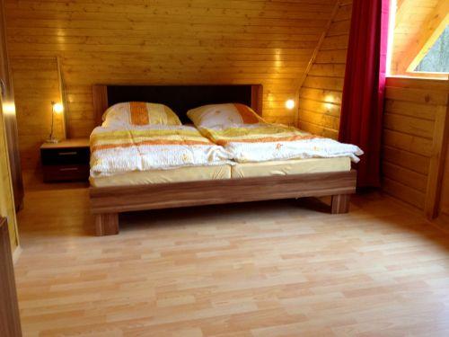 Schlafzimmer 2 in der 1. Etage
