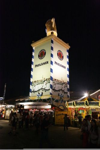 Das Münchner Oktoberfest! Prost